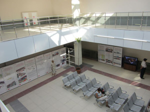 Keenvision в Казани - на дисплеях нового железнодорожного вокзал
