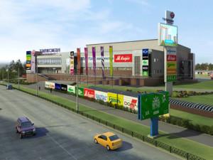 Торгово-развлекательный комплекс Талисман, г. Ижевск