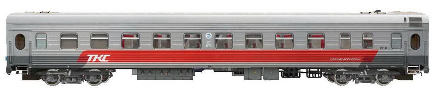 Железнодорожная компания ТрансКлассСервис